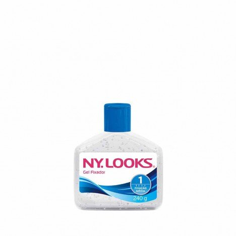 GEL FIX NYLOOKS INC MEDIA 240GR